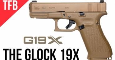Novi Glock 19X
